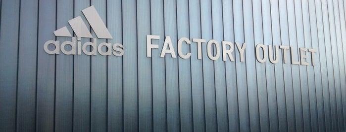 Fabrikverkauf & Outlets (Factory Outlets) DE