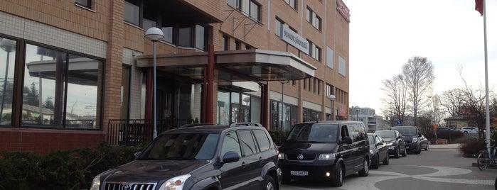 Scandic Järvenpää is one of Hotel History.