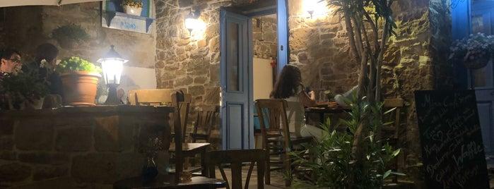 Το Στεκι Της Μινας is one of Türkan : понравившиеся места.