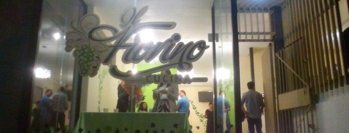 Il Fiorino cucina is one of 👫.