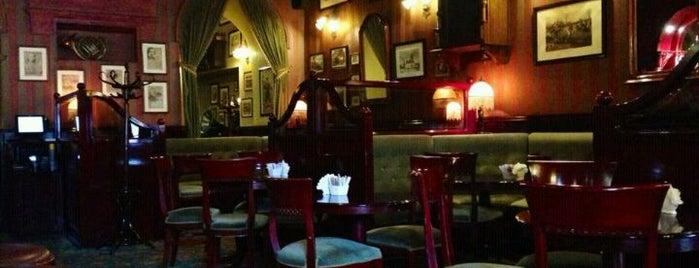 Café Restaurant Europejska is one of Internet Part 3.
