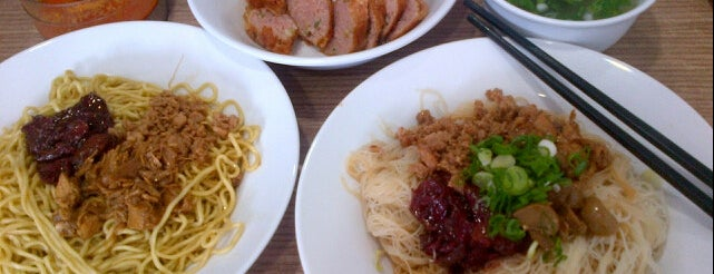Bakmi Ayam Alok is one of Kuliner Resto/Cafe ♥.