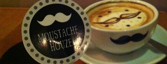 Moustache Houze is one of Penang.