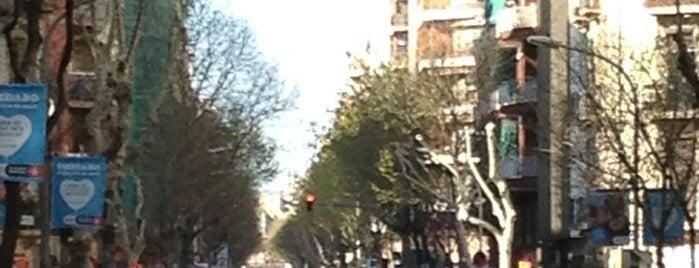 Carrer d'Aragó is one of Tempat yang Disukai Alfred.