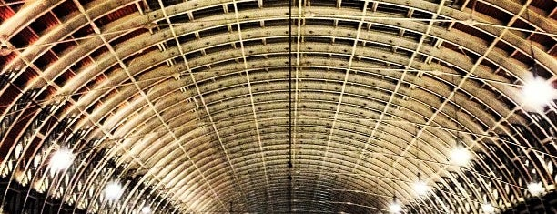 London Paddington Railway Station (PAD) is one of London.