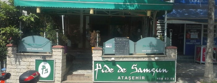 Pide De Samsun Ataşehir is one of Gery Medelさんのお気に入りスポット.