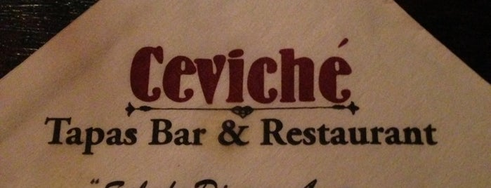 Ceviche Delray is one of Boca Raton.