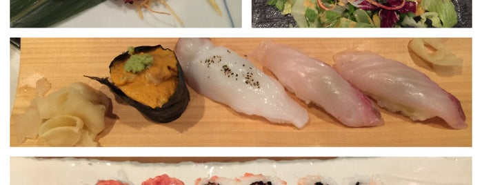 Ushiwakamaru is one of Restaurants to Try - NY.