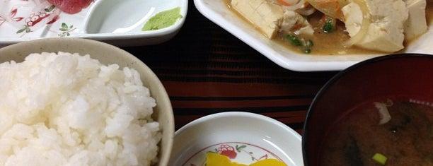 あやぐ食堂 is one of Japan.