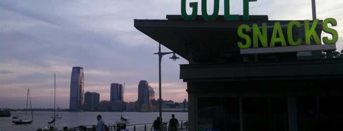 Pier 25 Mini Golf is one of Hidden Gems of Lower Manhattan.