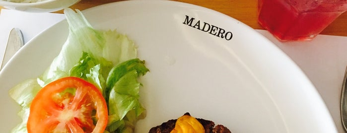 Madero is one of Locais curtidos por Claudio.