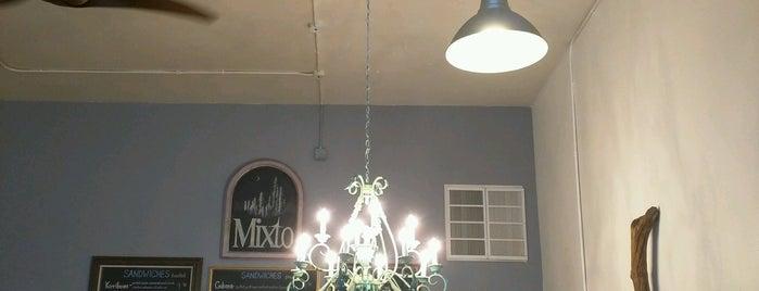 Mixto is one of ben: сохраненные места.