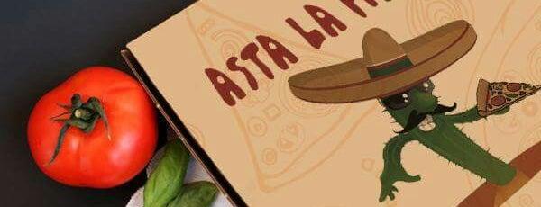 Asta la Pizza is one of Ender: сохраненные места.