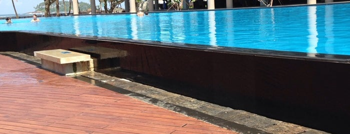 Cinnamon Bey Pool is one of Alexey : понравившиеся места.