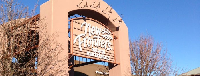 New Frontiers Natural Marketplace is one of Sedona Hipster HotSpots.