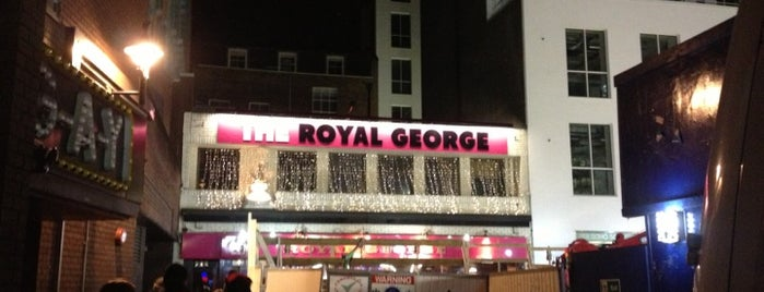 The Royal George is one of Great Restaurants & Bars.