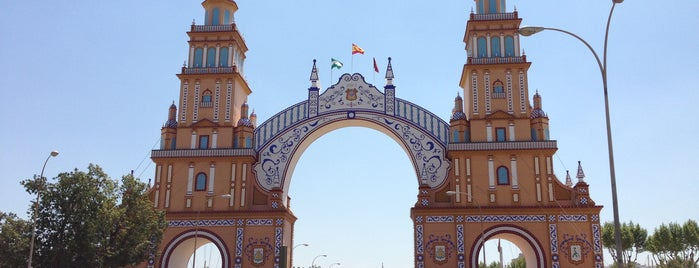 Feria de Sevilla is one of Spain best of.