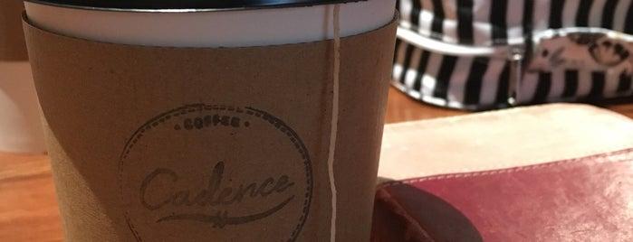 Cadence Coffee Co. is one of Sarah 님이 좋아한 장소.