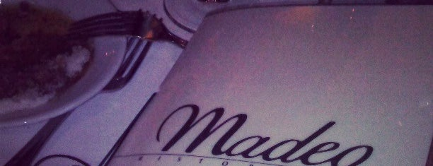 Madeo Restaurant is one of All about the food and beverage.
