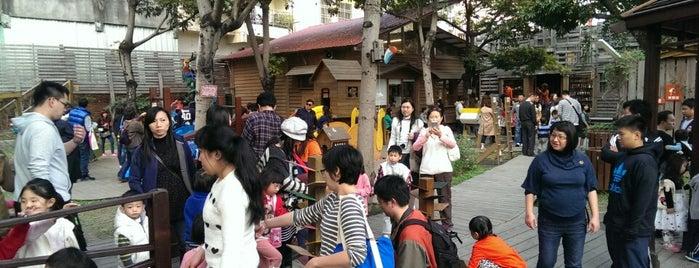 老樹根魔法木工坊 is one of Lugares guardados de Simo.