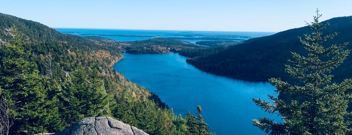 North Bubble at Acadia National Park is one of Acadia.