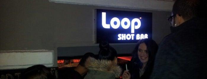 Loop Shot Bar is one of Eğlence Mekanları.
