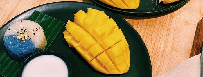 The Mango Garden is one of Bangkok.