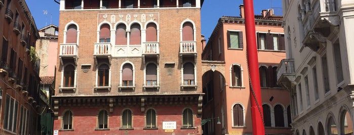 Campo San Luca is one of Venezia.