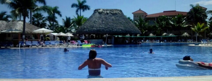 Gran Bahia Principe Pool is one of Dominicans.