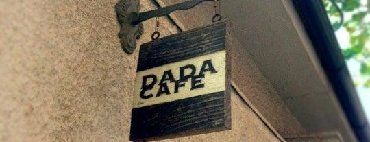 DADA Cafe is one of Tempat yang Disimpan senyoltw.