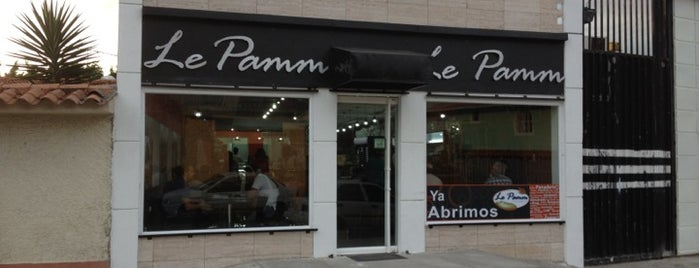Panaderia Le Pamm is one of Joséさんの保存済みスポット.