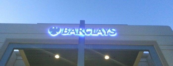 BarclayCard is one of Lieux qui ont plu à MICHELLE.