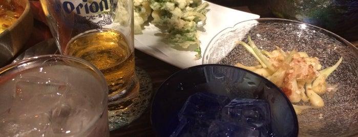 沖縄元気料理 いちゃりばえん is one of 食べ呑み 吉祥寺.