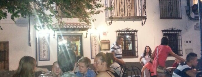 Los Caracoles is one of Granada.