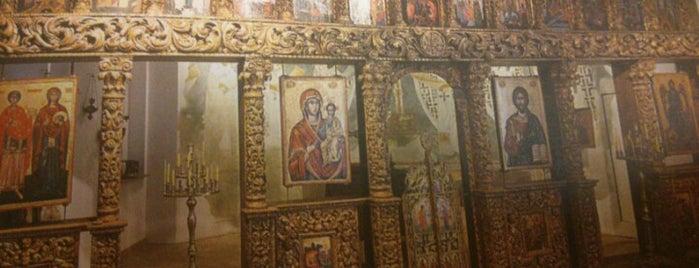 Музей русской иконы is one of Музеи с особенностями.