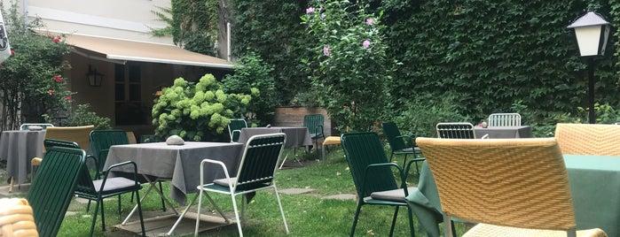 Gartencafe is one of vienna to do.