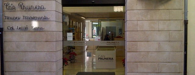 Museu Can Prunera is one of Mallorca.