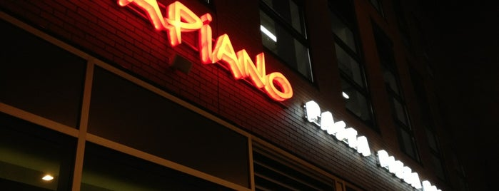 Vapiano is one of All-time favorites in United States.