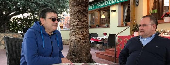 Restaurant Hero is one of Menjar a la Marina Alta.