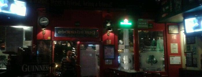 Celtics Pub is one of Vida Nocturna.