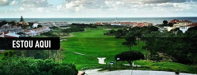 Club Lounge Praia D'el Rey Golfclub is one of Tempat yang Disukai Eric.