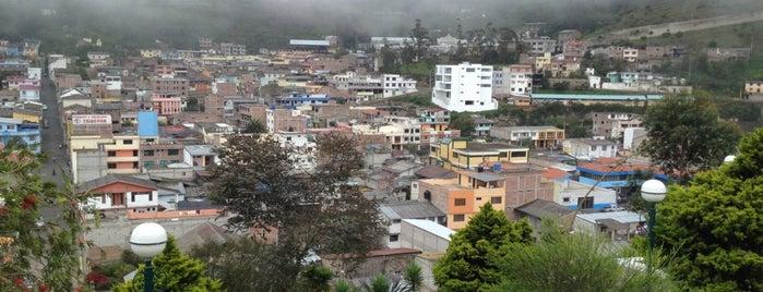Alausi is one of Ecuador.