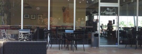 Starbucks is one of Locais curtidos por Carolina.