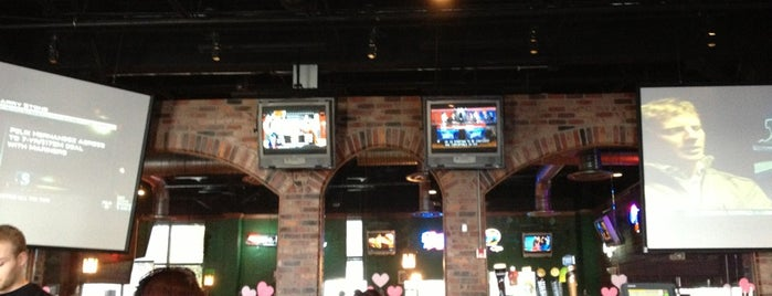 The All American Steakhouse & Sports Theater is one of Best Bars in Maryland to watch NFL SUNDAY TICKET™.