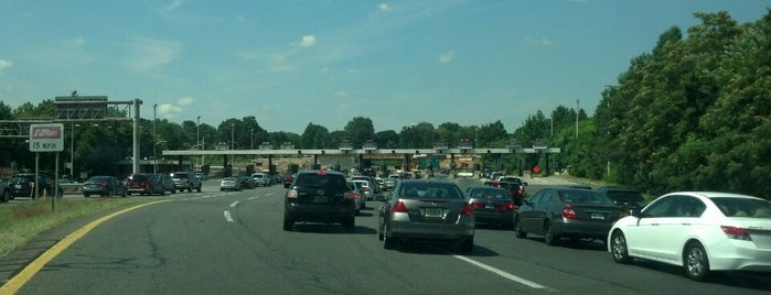 NJ Turnpike at Exit 9 is one of New Jersey highways and crossings.