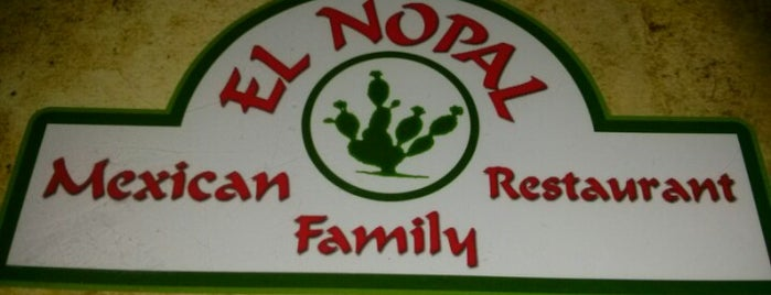 El Nopal Mexican Restaurant is one of GA, USA.