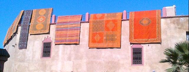 Le Foundouk is one of Marrakesh, Morocco.