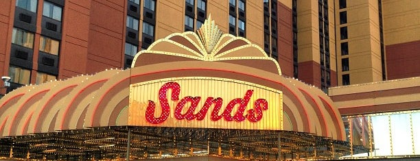 Sands Regency Casino & Hotel is one of Slightly Stoopid Approved.
