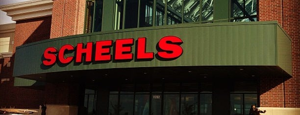Scheels is one of al's Liked Places.