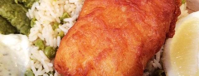 Johana's Fish & Chips is one of TimeOut 100 best restaurants in Paris.